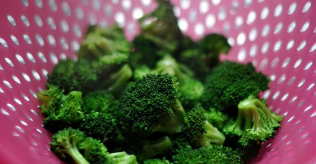брокколи капуста вареная калорийность