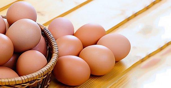 Какие витамины содержатся в яйцах