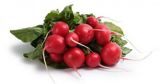 Какие витамины содержатся в редиске