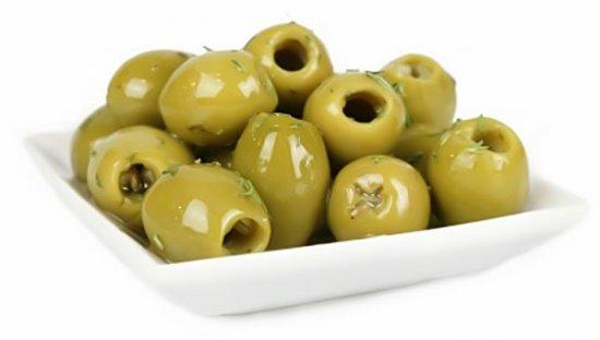 Сколько калорий в консервированных маслинах