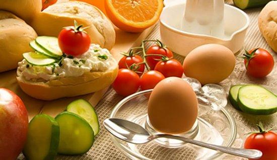Продукты с высоким содержанием витаминов группы B