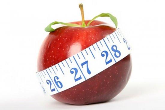 Сколько калорий в 1 кг яблок