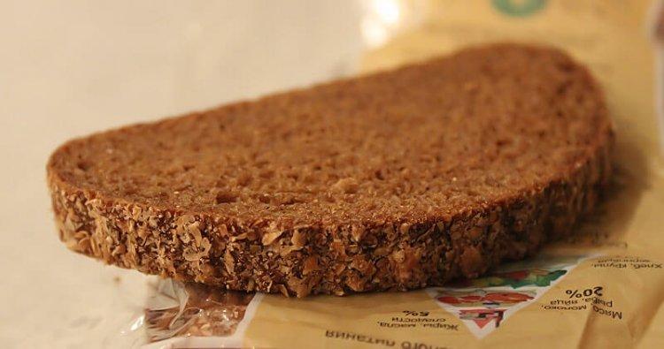 Калорийность черного хлеба в 100 г