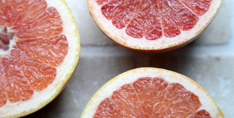 Сколько углеводов в грейпфруте