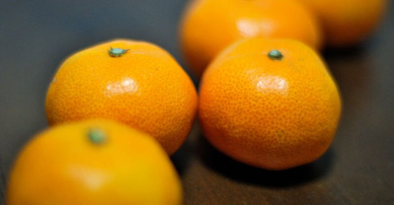 Сколько углеводов в мандарине