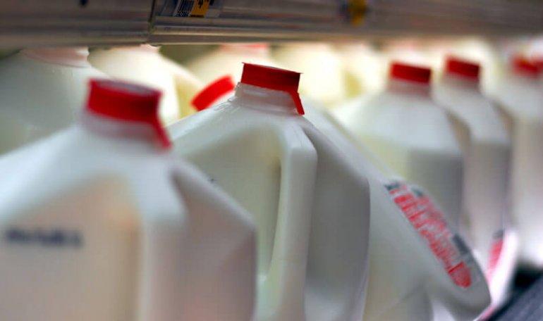 Калорийность молока 2.5% жирности