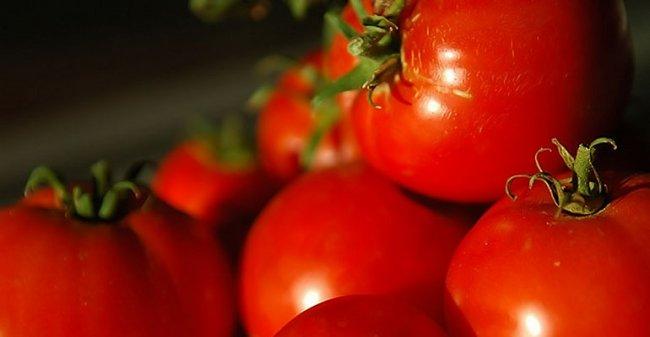 Сколько углеводов в помидоре