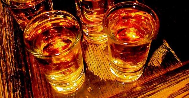 Калорийность виски