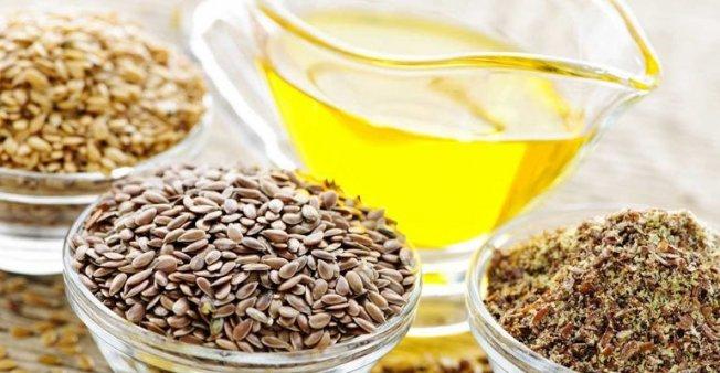 Калорийность льняного масла