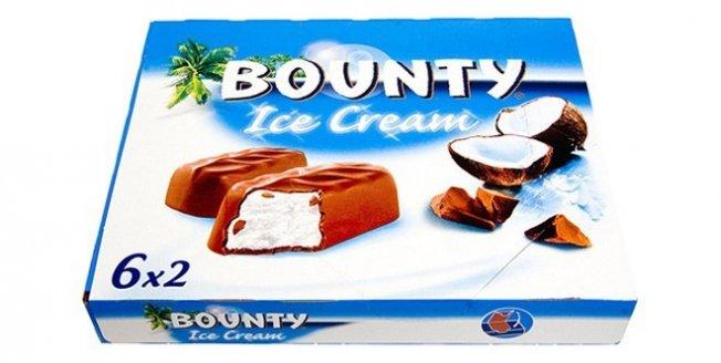 Мультипак мороженого Баунти