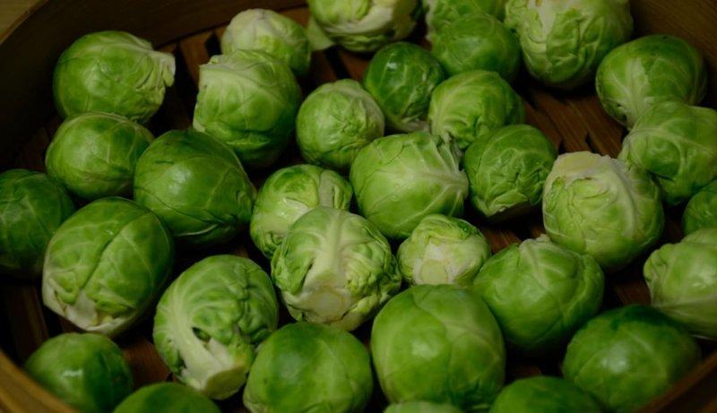 Калорийность брюссельской капусты