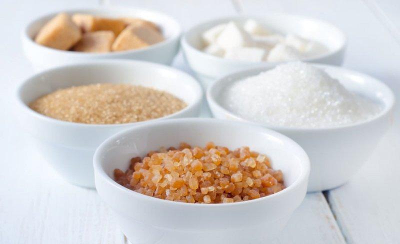 Калорийность сахарного песка