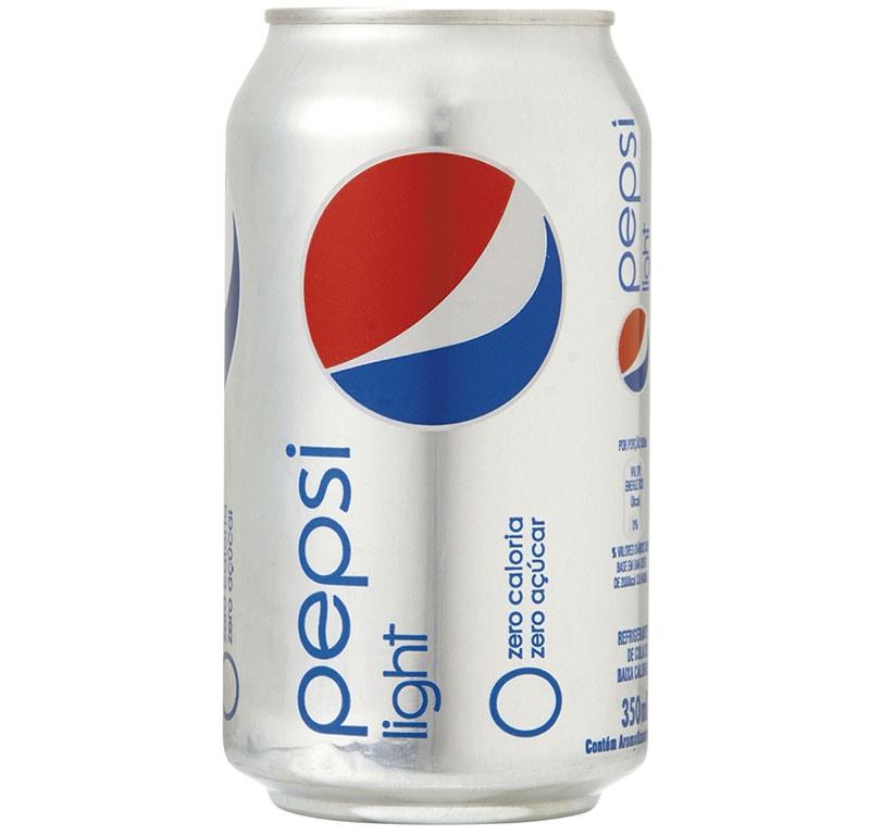 Калорийность Pepsi Light