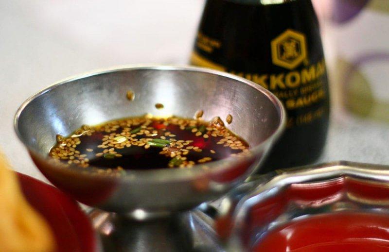 Калорийность соевого соуса
