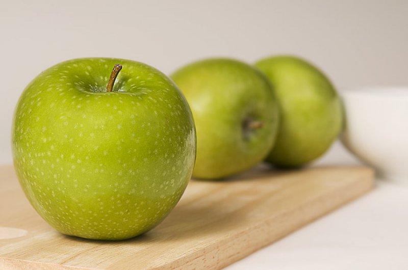 Калорийность яблок Granny Smith